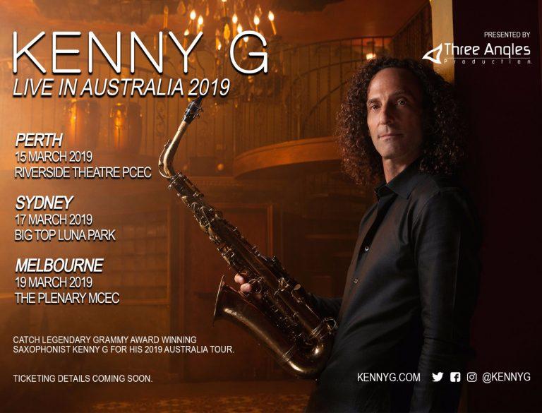 Kenny G 2019